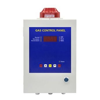 BH-50 Gas Control Panel-one Channel