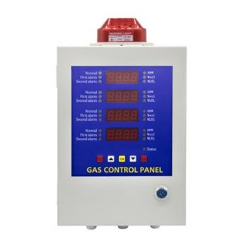 BH-50 Gas Control Panel-four Channel