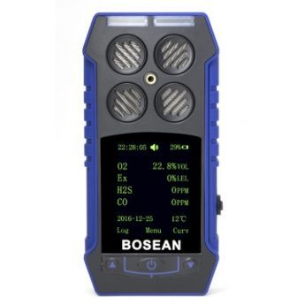 BH-4S portable multi-gas detector