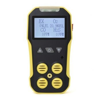 BH-4A Portable Multi Gas Detector