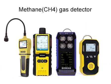 CH4 gas  detector
